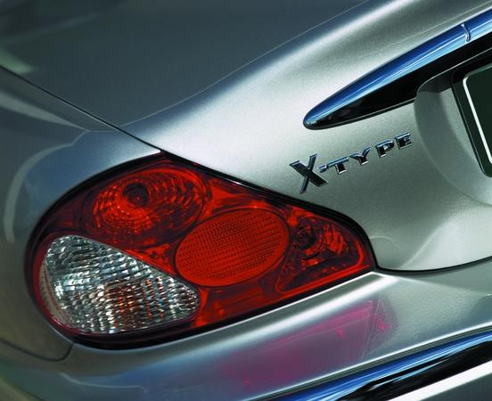 Photo Jaguar X-type