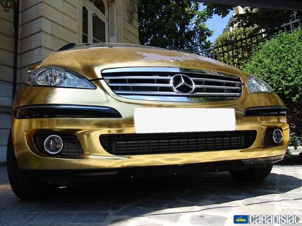 Photo Mercedes Classe A 2