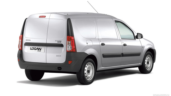 Photo Dacia Logan Van