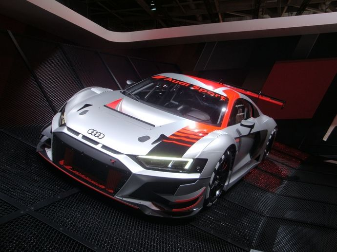 Photo Audi R8 (2e Generation)