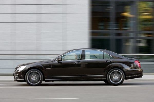 Photo Mercedes Classe S 6 Amg