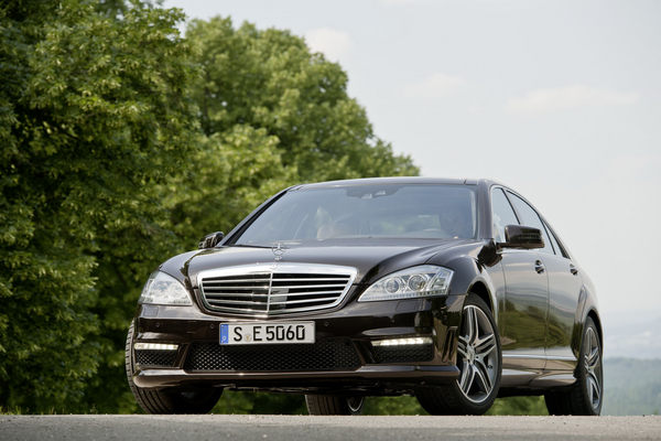 Photo Mercedes Classe S 6 Amg