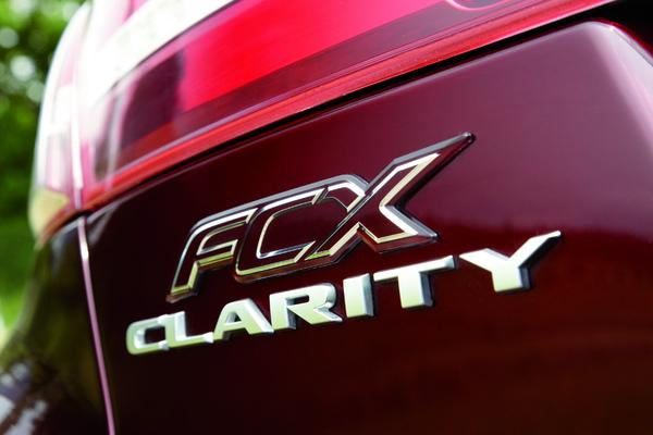 Photo Honda Fcx Clarity