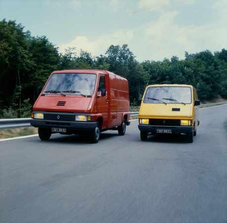 Photo Renault Trafic