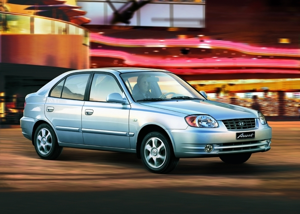Photo Hyundai Accent 2