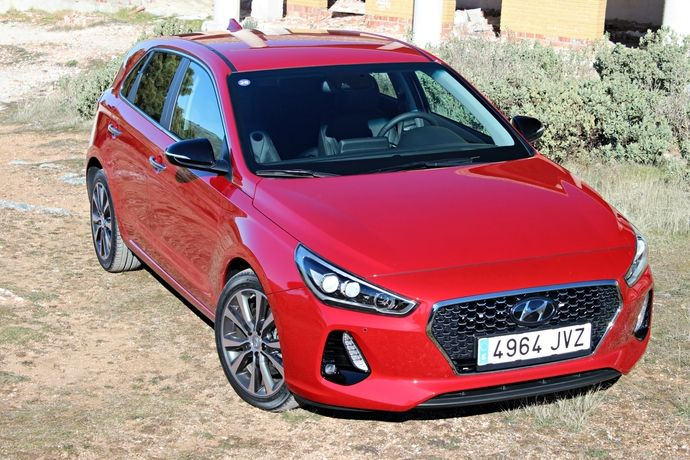 Photo Hyundai I30 (3e Generation)