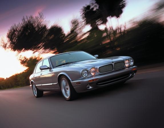Photo Jaguar Xj