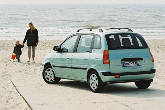 Photo Hyundai Matrix