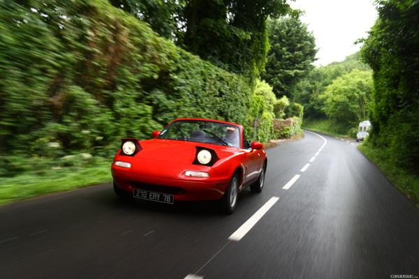 Photo Mazda Mx5
