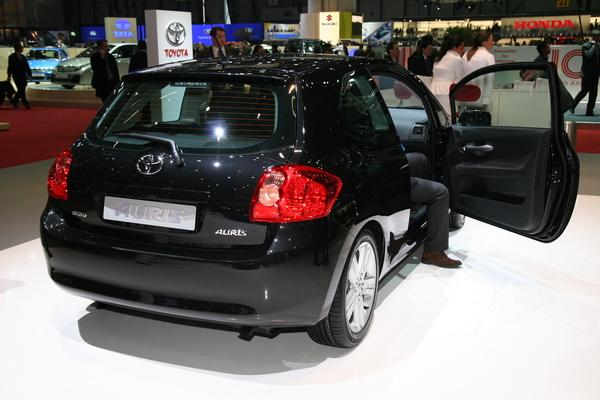 Photo Toyota Auris