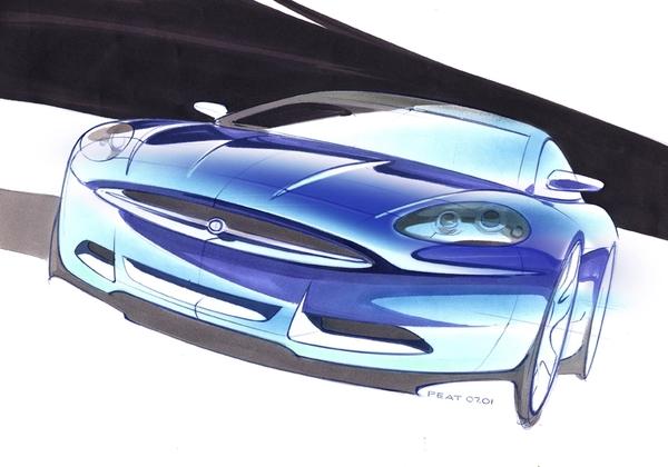 Photo Jaguar Xk Coupe
