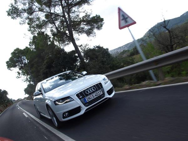 Photo Audi S4 (4e Generation)