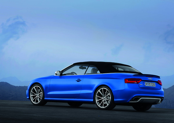 Photo Audi Rs5 Cabriolet