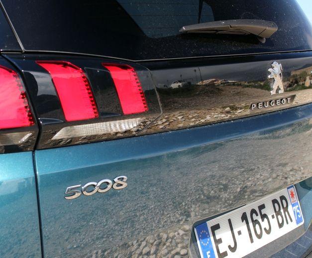 Photo Peugeot 5008 (2e Generation)