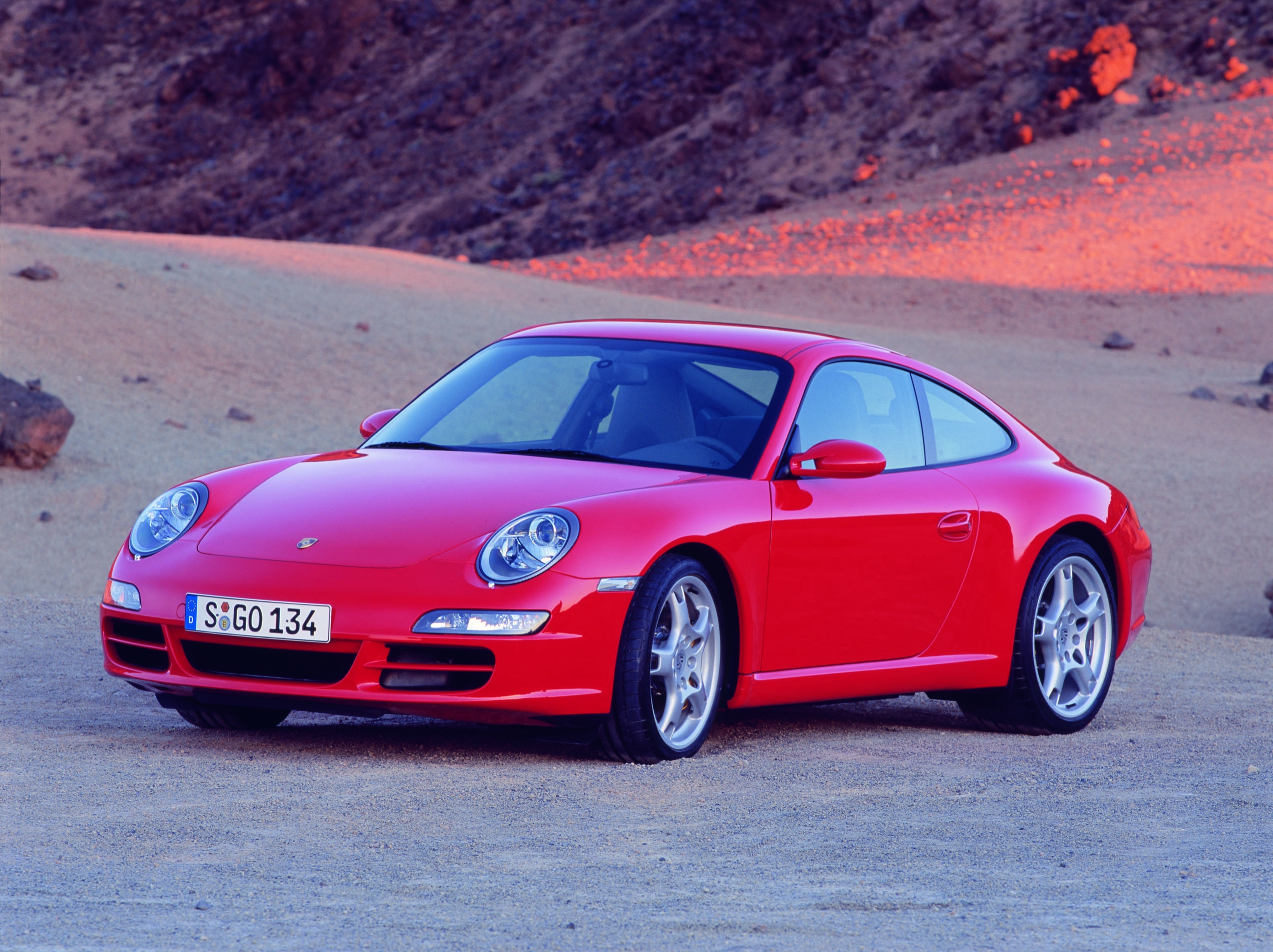 Photos Porsche 911 Type 997 Caradisiac Com