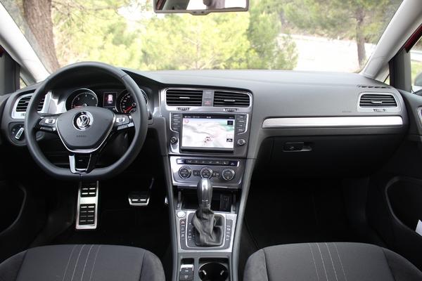 Photo Volkswagen Golf 7 Sw Alltrack