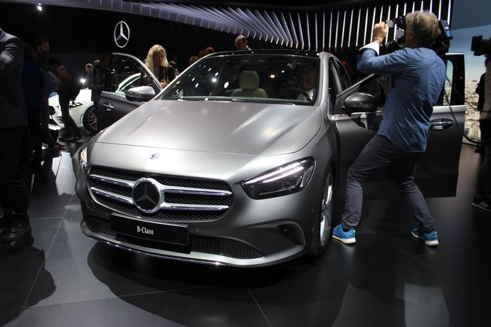 Photo Mercedes Classe B 3
