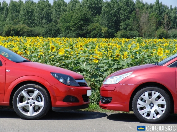 Photo Citroen Astra 3 Gtc