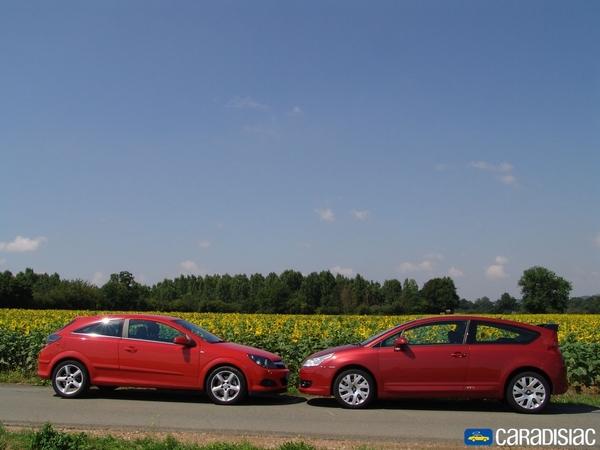 Photo Citroen Astra 3 Gtc