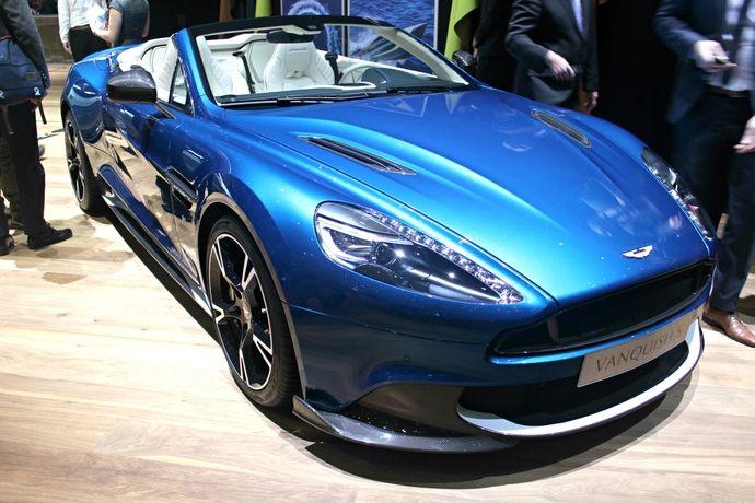 Photo Aston Martin Vanquish 3