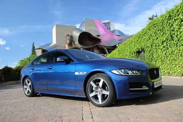Photo Jaguar Xe