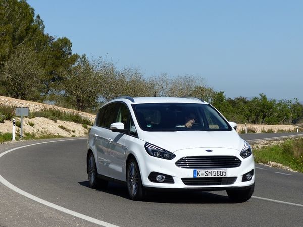 Photo Ford S-max 2