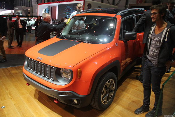 photos jeep renegade concept. Black Bedroom Furniture Sets. Home Design Ideas