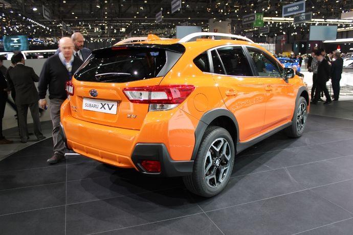Photo Subaru Xv 2