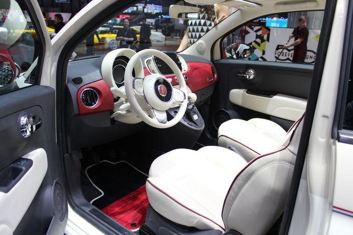Photo Fiat 500 (2e Generation)