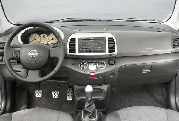 Photo Nissan Micra 3 C+c