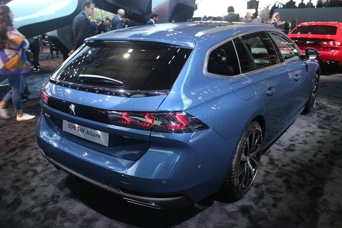 Photo Peugeot 508 (2e Generation) Sw