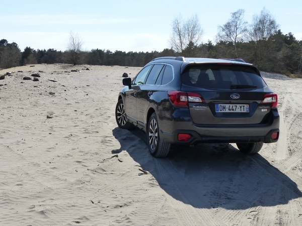 Photo Subaru Outback 5