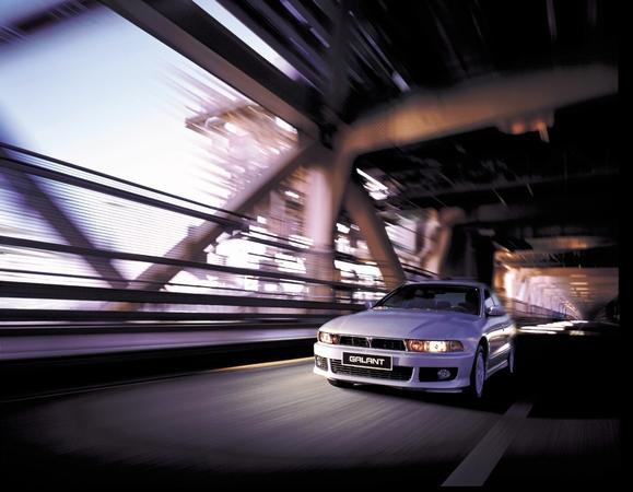 Photo Mitsubishi Galant 7
