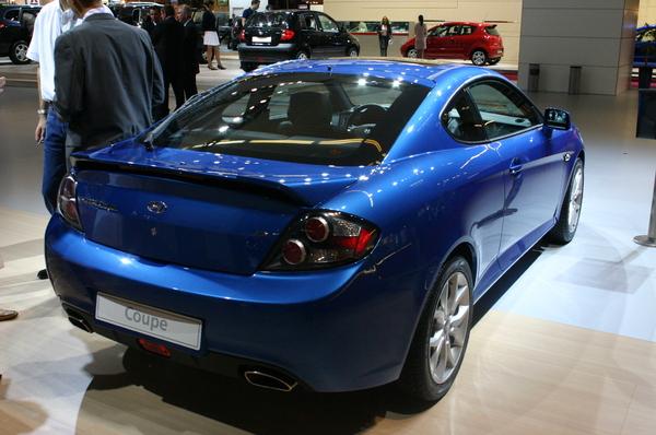 Photo Hyundai Coupe
