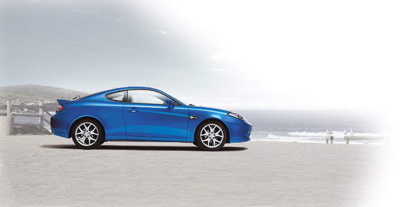 Photo Hyundai Coupe