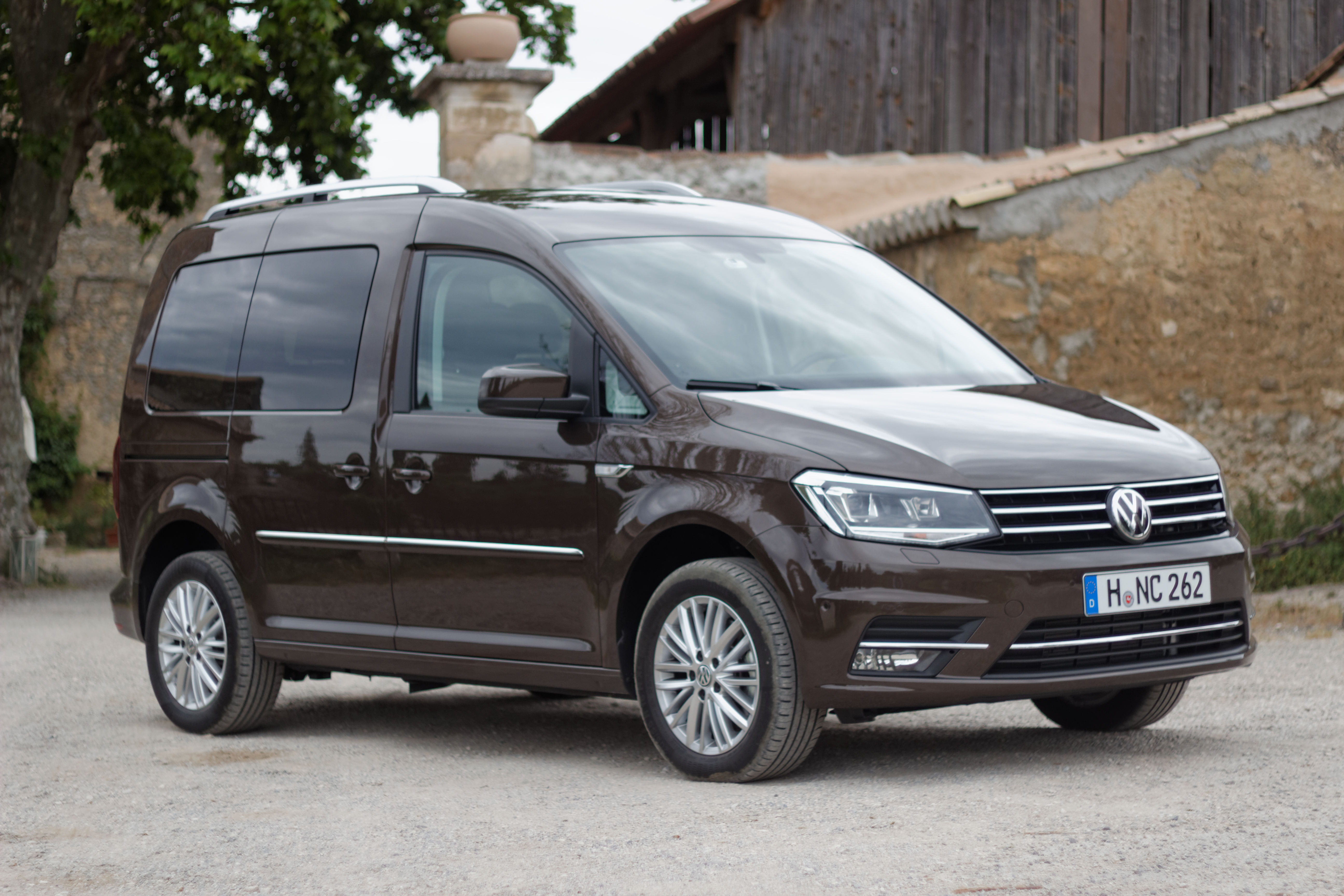 photos volkswagen caddy 4. Black Bedroom Furniture Sets. Home Design Ideas