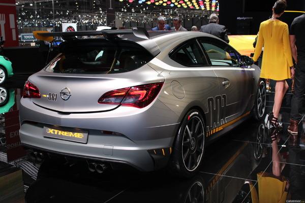 Photo Opel Astra 4 Gtc Opc