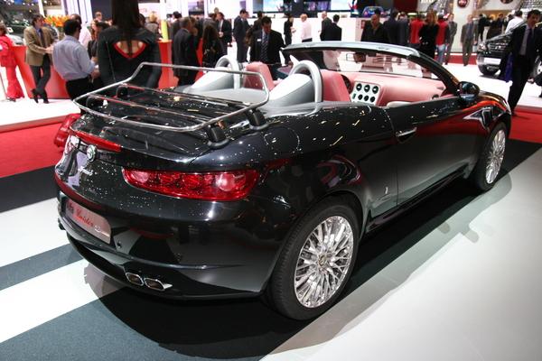 Photo Alfa Romeo Spider