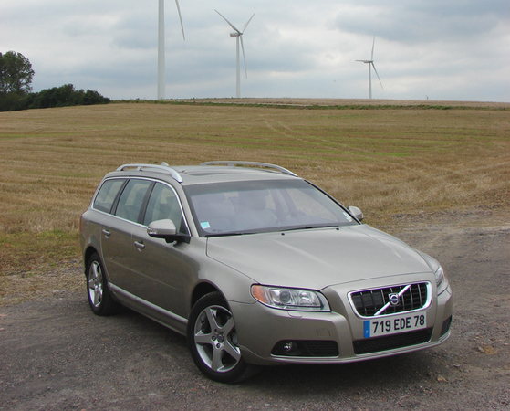 Photo Volvo V70 (3e Generation)