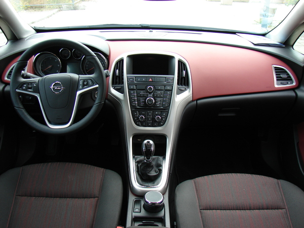 Photo Opel Astra 4