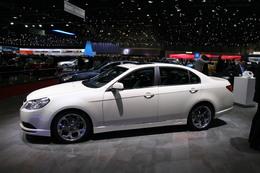 Chevrolet Epica —