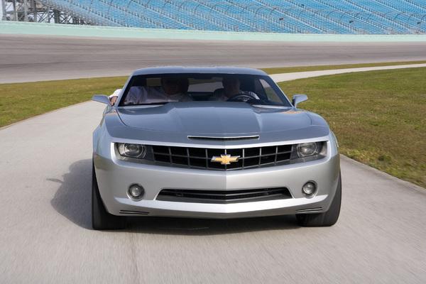 Photo Chevrolet Camaro Coupe