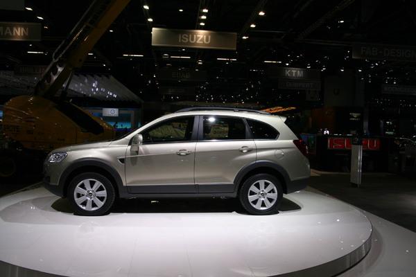 Photo Chevrolet Captiva
