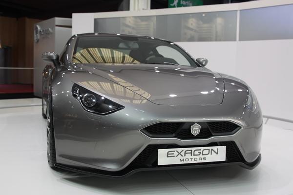 Photo Mondial Auto 2010