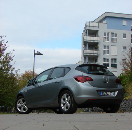 Photo Opel Astra 4