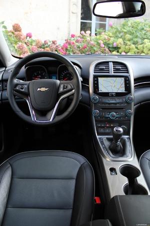 Photo Chevrolet Malibu 2