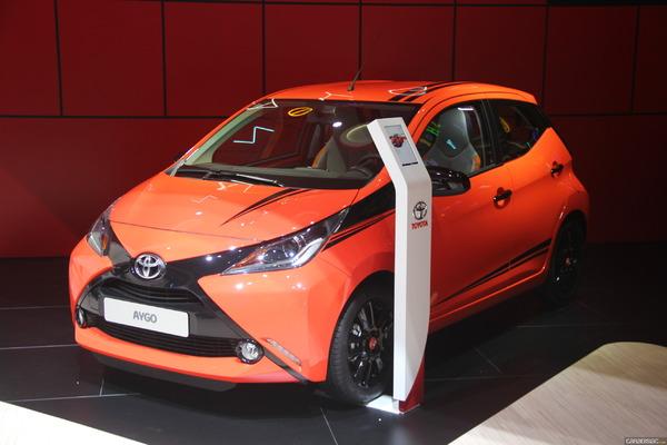 Photo Toyota Aygo 2