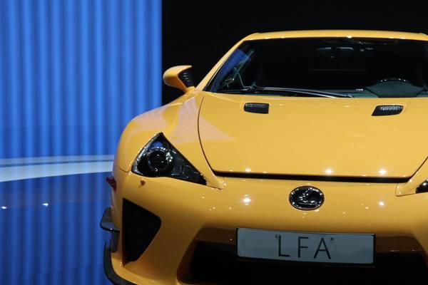 Photo Lexus Lfa