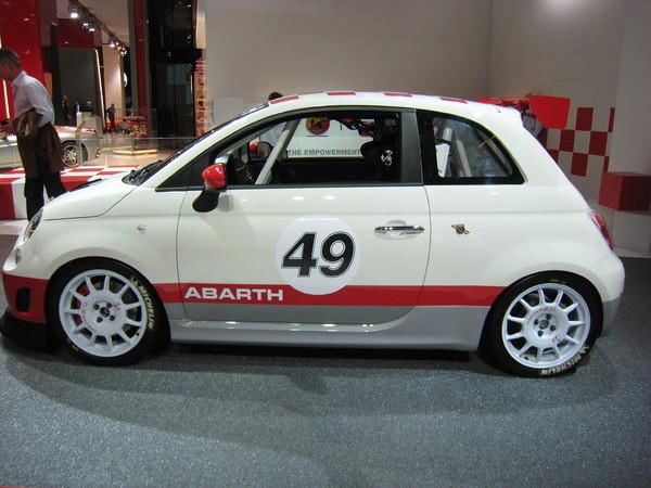 Photo Abarth 500 (2e Generation)