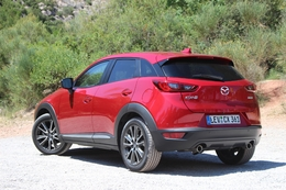 mazda cx 3 essais fiabilit avis photos vid os. Black Bedroom Furniture Sets. Home Design Ideas